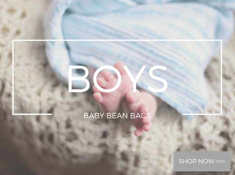 Baby Bean Bags for Boys