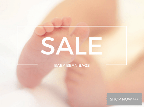 On Sale Baby Bean Bags