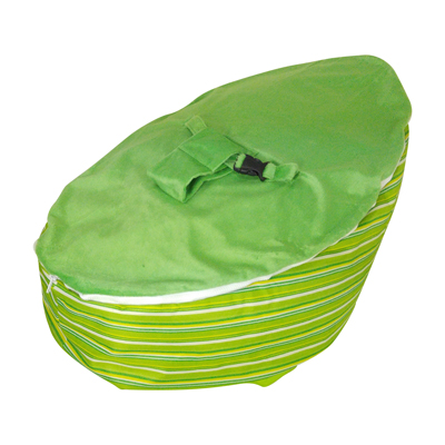lime bean bag image