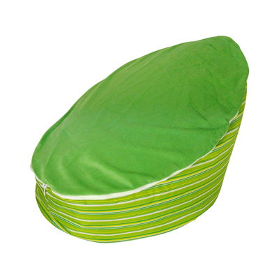 lime baby bean bag image