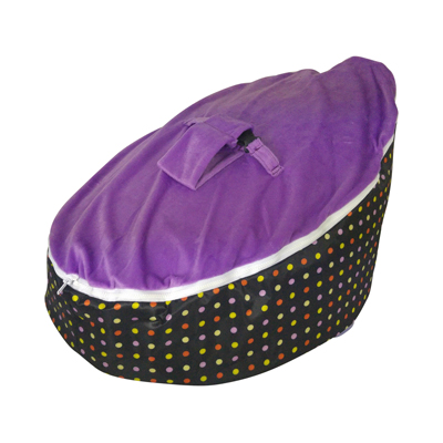 purple sherbet bean bag image