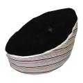 black top bean bag image