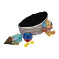 black top nautical bean bag image