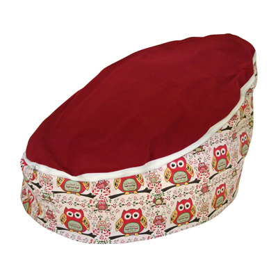 cherry baby bean bag image