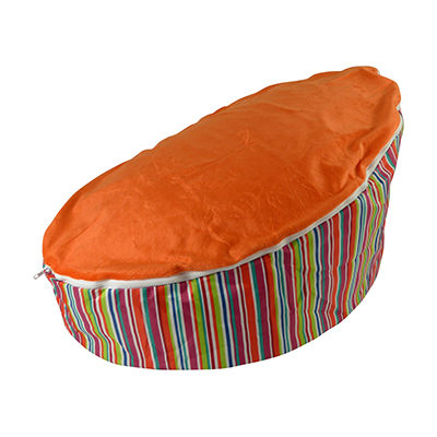 circus-stripe-orange-bean-bag-image