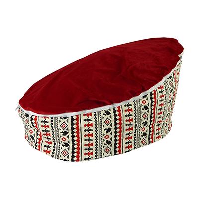 pixel-family-red-top-bean-bag-image