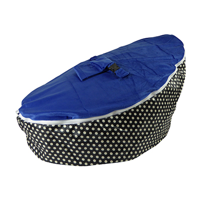 polka-dot-blue-baby-bean-bag-image